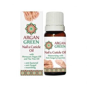 Nail & Cuticle Oil Anti Fungal Treatment Containing Argan Oil