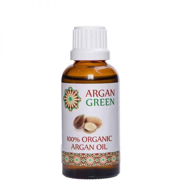 argan green organic argan oil