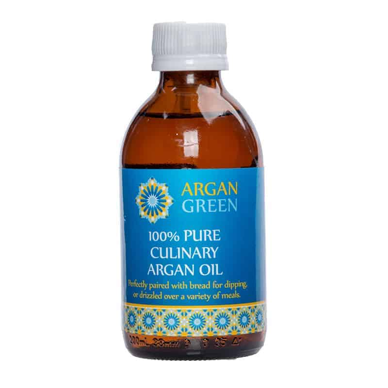 culinary argan oil