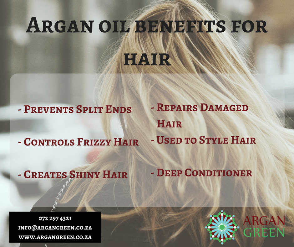 the benefits of argan oil for hair