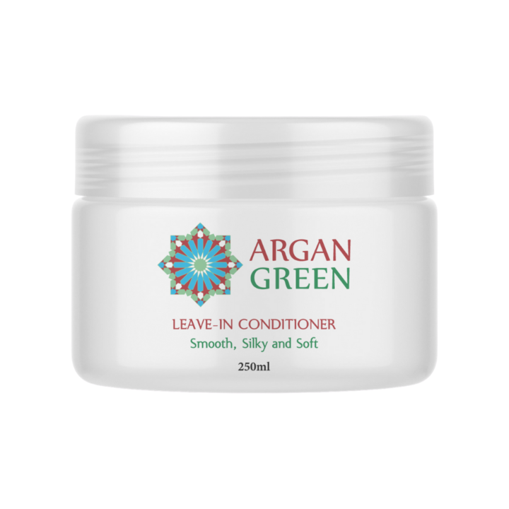 Argan Green Sulphate Free Leave In Conditioner