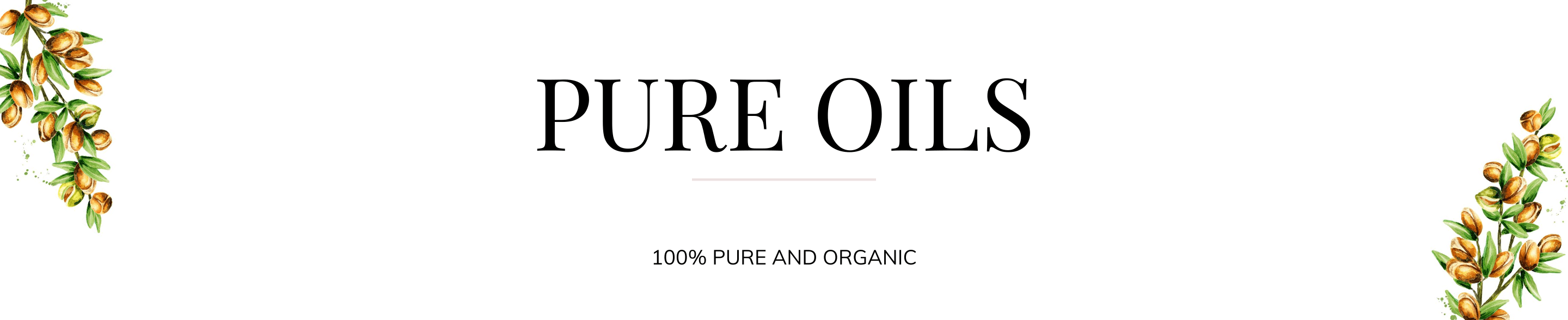 Pure and authentic Argan Oil